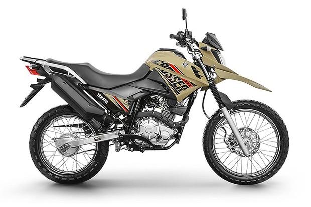 Yamaha Crosser 150 Z (Foto: Divulgação)