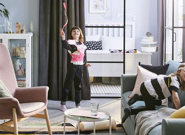 Tendências do catálogo da Ikea (Foto: Ikea/Divulgação)