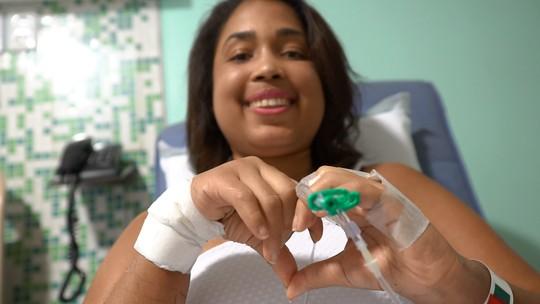 Conheça uma nova história de transplante de órgãos