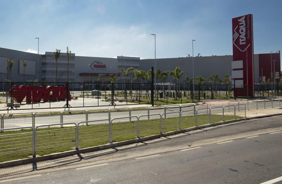 Itaquá Garden Shopping em Itaquaquecetuba oferece vagas de emprego nas áreas de vendas e beleza (Foto: Thiago Campos/Cape Press Comunicação)