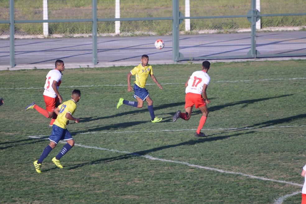 Mauaense venceu o União Mogi em jogo