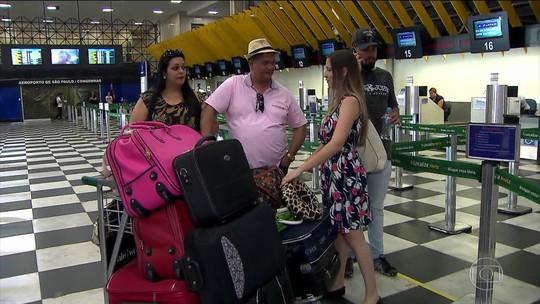 Apesar de promessa de queda, preço das passagens aéreas subiu