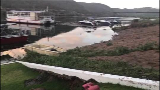 Falha em comporta da hidrelétrica de Xingó causa prejuízos no sertão de AL