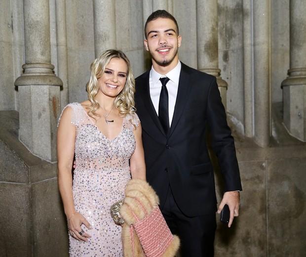 Ronald e Milene Rodrigues (Foto: Manuela Scarpa/Brazil News)