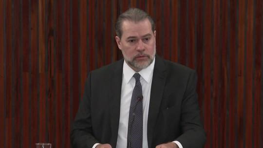 Presidente do STF recebe dados sigilosos, do antigo Coaf, de 600 mil pessoas