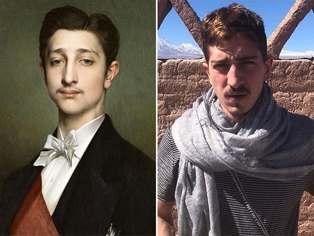 Sobrinho de Napoleão e Johnny Massaro (Foto: Reprodução/Instagram)