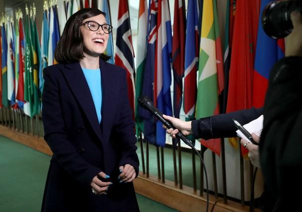 Milli e Bobby Brown vira embaixadora da UNICEF (Foto: Getty Images)