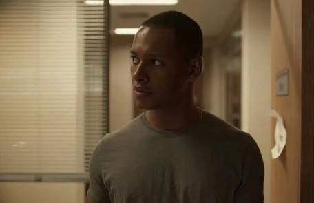 Na quarta (22), Wesley (Dan Ferreira) morrerá em uma emboscada de Belizário (Tuca Andrada) Reprodução