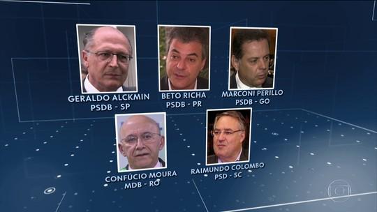 STJ manda inquérito sobre Alckmin para Justiça Eleitoral de SP