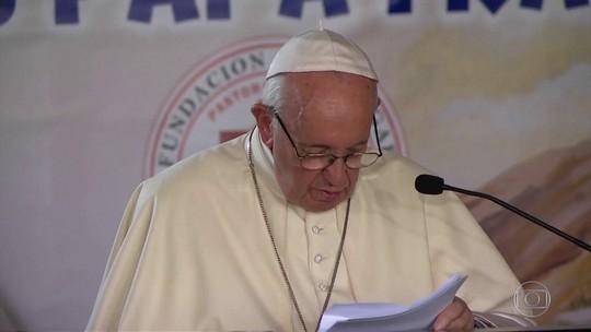 Papa pede orações pelos mortos da tragédia de Brumadinho