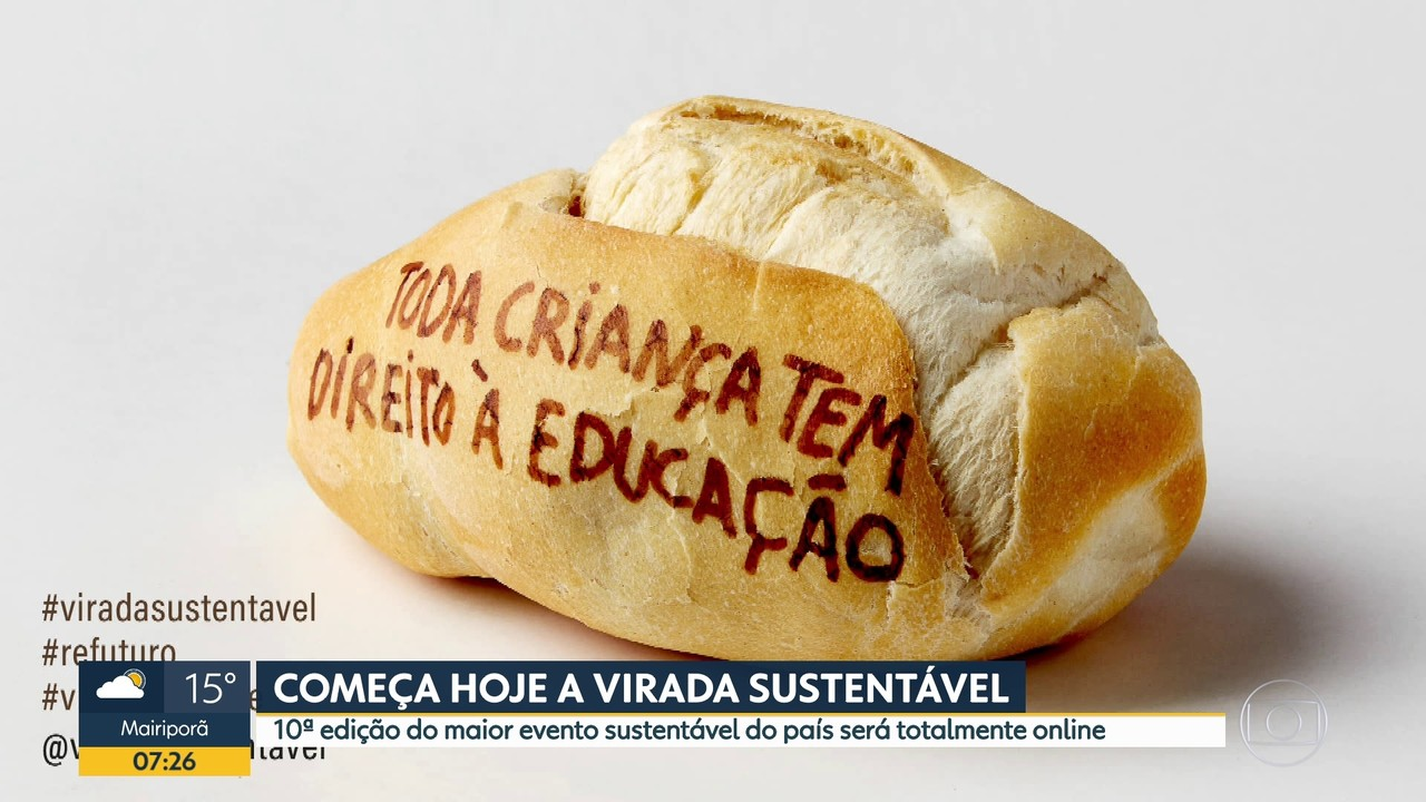 10ª Virada Sustentável em SP tem programação gratuita e ocupações artísticas pela cidade