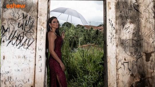Confira os bastidores do novo ensaio fotográfico de Niara Meireles