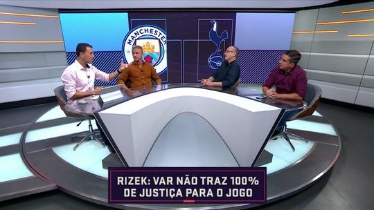 """André Rizek critica árbitro de vídeo: """"VAR não traz 100% de justiça para o jogo"""""""