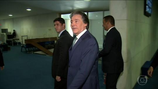 Presidente do Senado é alvo de denúncias da época em que disputou governo do Ceará