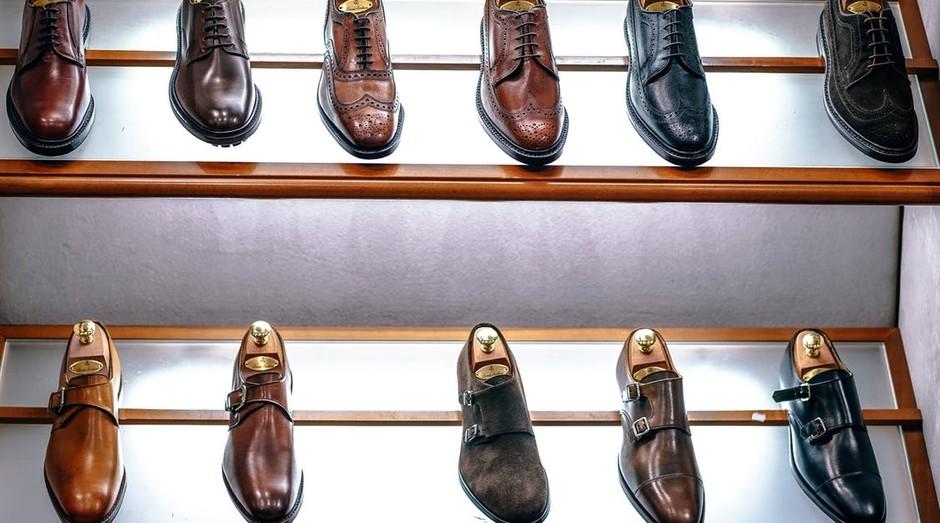 Indústria, sapatos (Foto: Reprodução/Pexel)