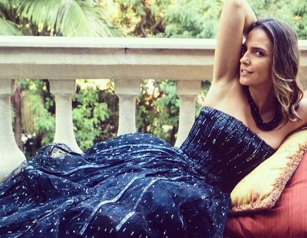 Luciana Cardoso (Foto: Reprodução/Instagram)
