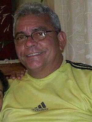 Secretário Romerson Robson foi morto durante emboscada (Foto: Divulgação/Renato Nogueira)