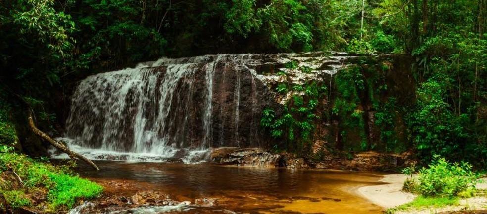 Projeto de lei quer tirar proteção integral da Serra do Divisor — Foto: ICMBio/Divulgação