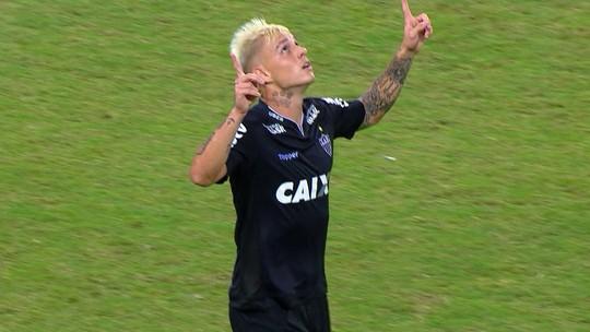 Os gols de Ferroviário 2 x 2 Atlético-MG pela 4ª fase da Copa do Brasil