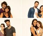 Os casais que vão participar do 'Se sobreviver, case', do Multishow   Divulgação/Multishow