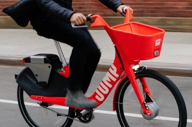 Uber Jump bicicleta (Foto: divulgação)