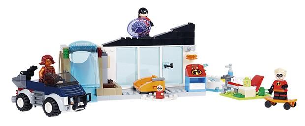Lego Juniors – A Grande Fuga de Casa  (Foto: Bruno Marçal / Editora Globo)