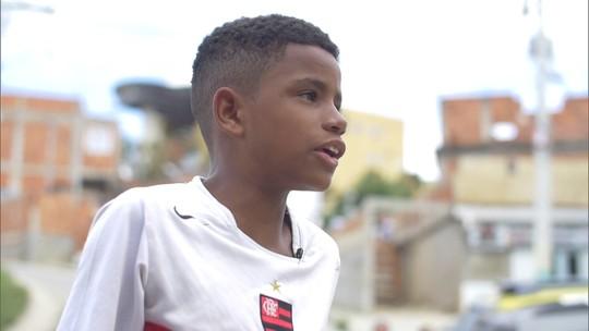 Crianças que vivem em áreas de risco falam do cotidiano de violência