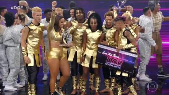 Viviane Araujo e Imperadores da Dança são os vencedores do 'Dança de Grupo no Faustão'