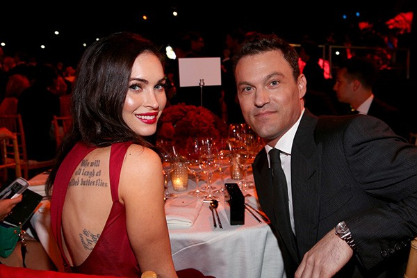 Megan Fox e Brian Austin Green (Foto: Getty Images)