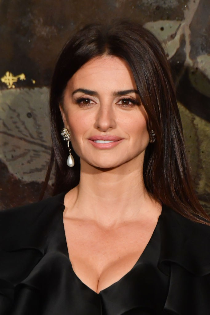 Penélope Cruz no desfile da Chanel (Foto: Getty Images)
