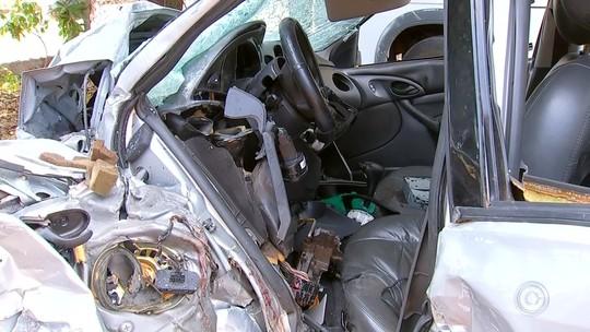 Vítimas de acidente que matou cinco são enterradas no interior de SP
