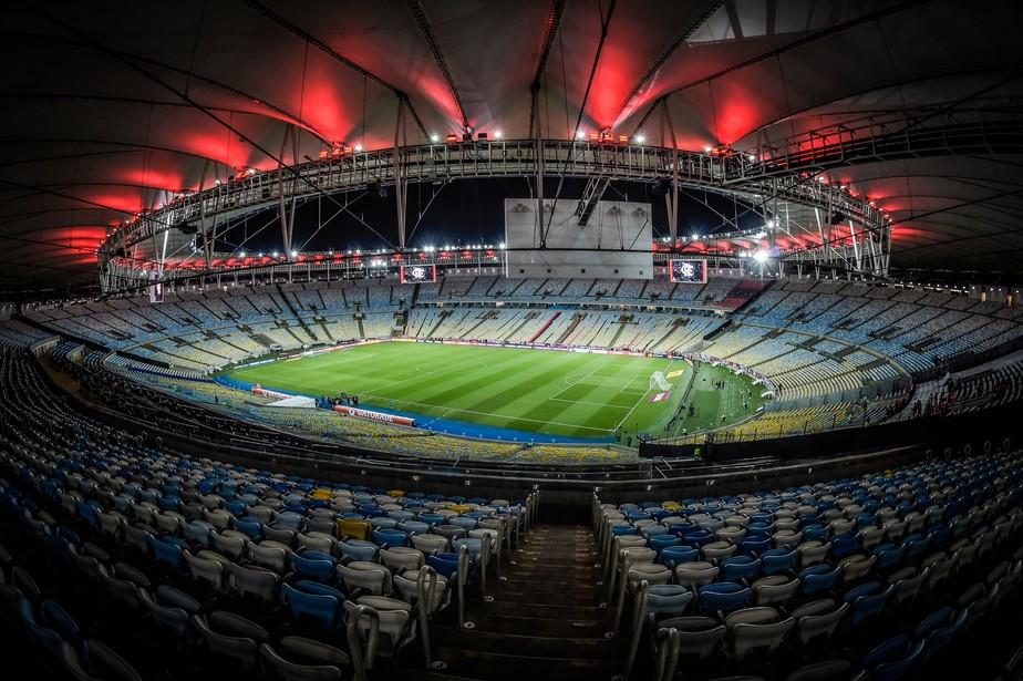 Flamengo calcula R$ 7 milhões de renda contra Grêmio e comemora