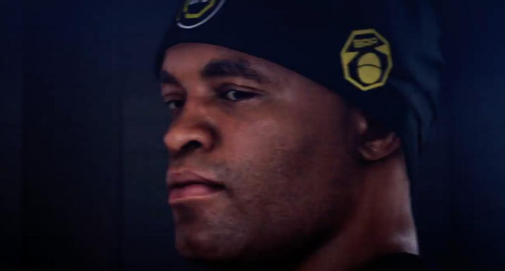 Anderson Silva em EA Sports UFC 3 (Foto: Reprodução / TechTudo)