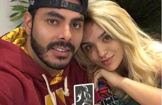 Rodolffo e Rafa Kalimann ficaram casados de 2016 a 2018. O relacionamento chegou ao fim, segundo ela, após traições dele (Foto: Reprodução)
