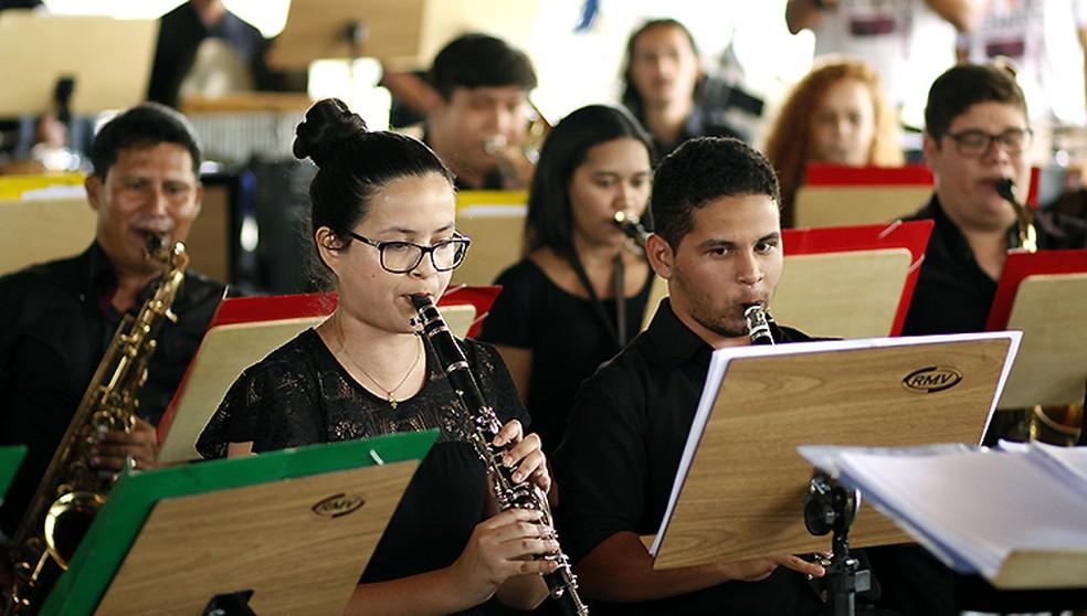 -  O curso de Música e outros 14 da Ufpa estão contemplados pelo edital do Auxílio Kit Acadêmico 2018  Foto: Divulgação/UFPA