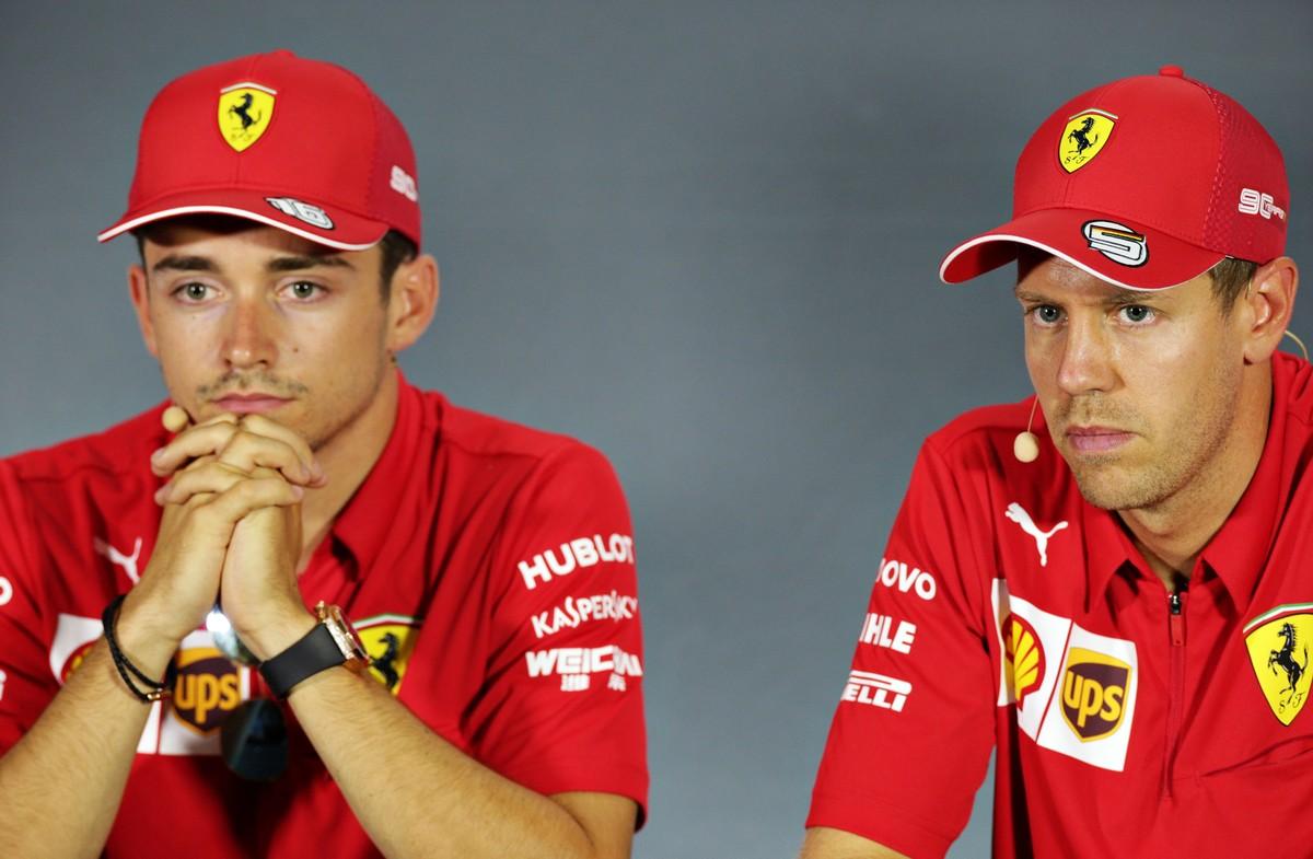 Gerhard Berger adverte Sebastian Vettel: