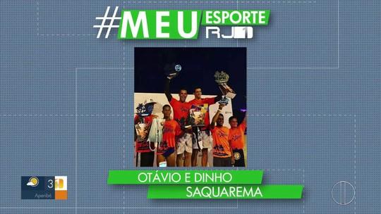 Confira a participação dos telespectadores no quadro 'Meu Esporte'
