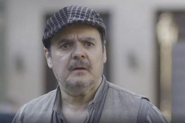 Cassio Gabus Mendes, o Afonso de 'Éramos seis' (Foto: TV Globo)