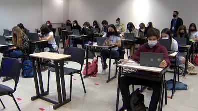 Um mês após retomada de atividades presenciais, escolas particulares de Uberlândia registram casos de Covid-19, 14/07/2021