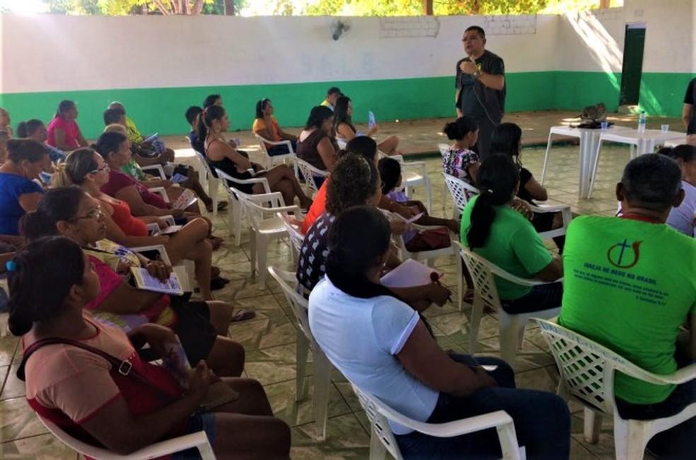 -  Curso será ministrado nas dependências da Divisa, em Santarém  Foto: Ascom PMS/Divulgação