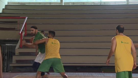 Com objetivo de disputar o NBB, Cerrado Basquete mira título da Liga Ouro