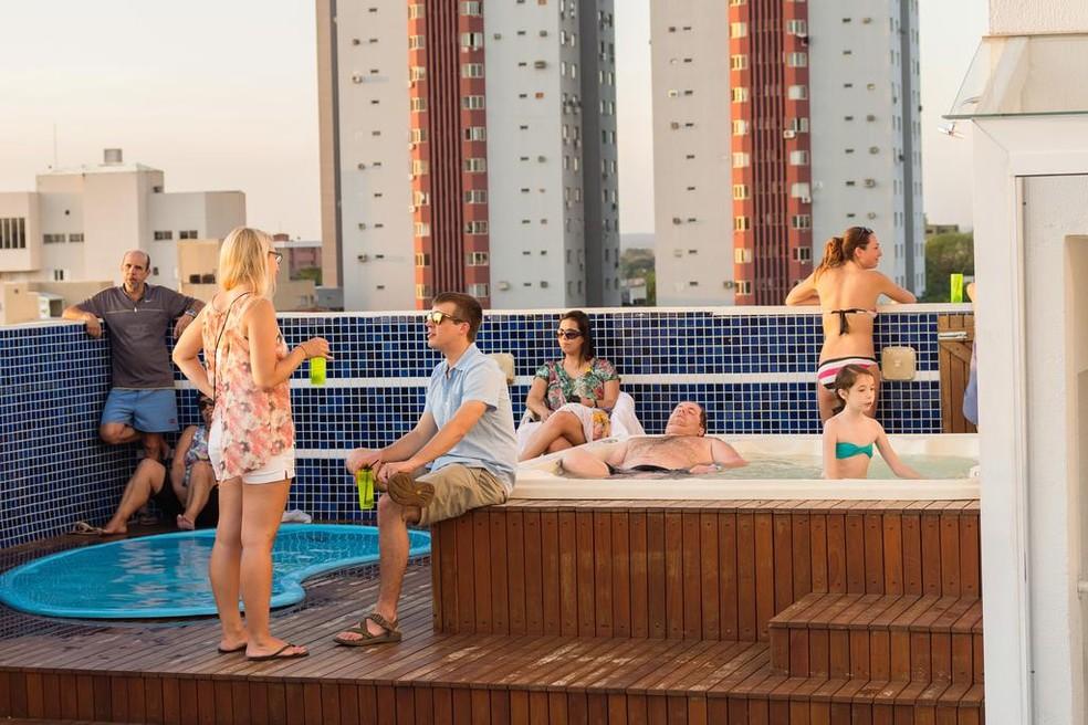 Uma das características do CHL Suítes é o clima de hostel, porém com quartos privados com diárias a partir de R$ 40 (Foto: Divulgação)
