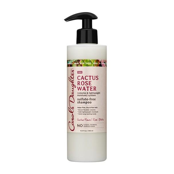 Shampoo com água de cactor (Foto: Reprodução/Instagram)
