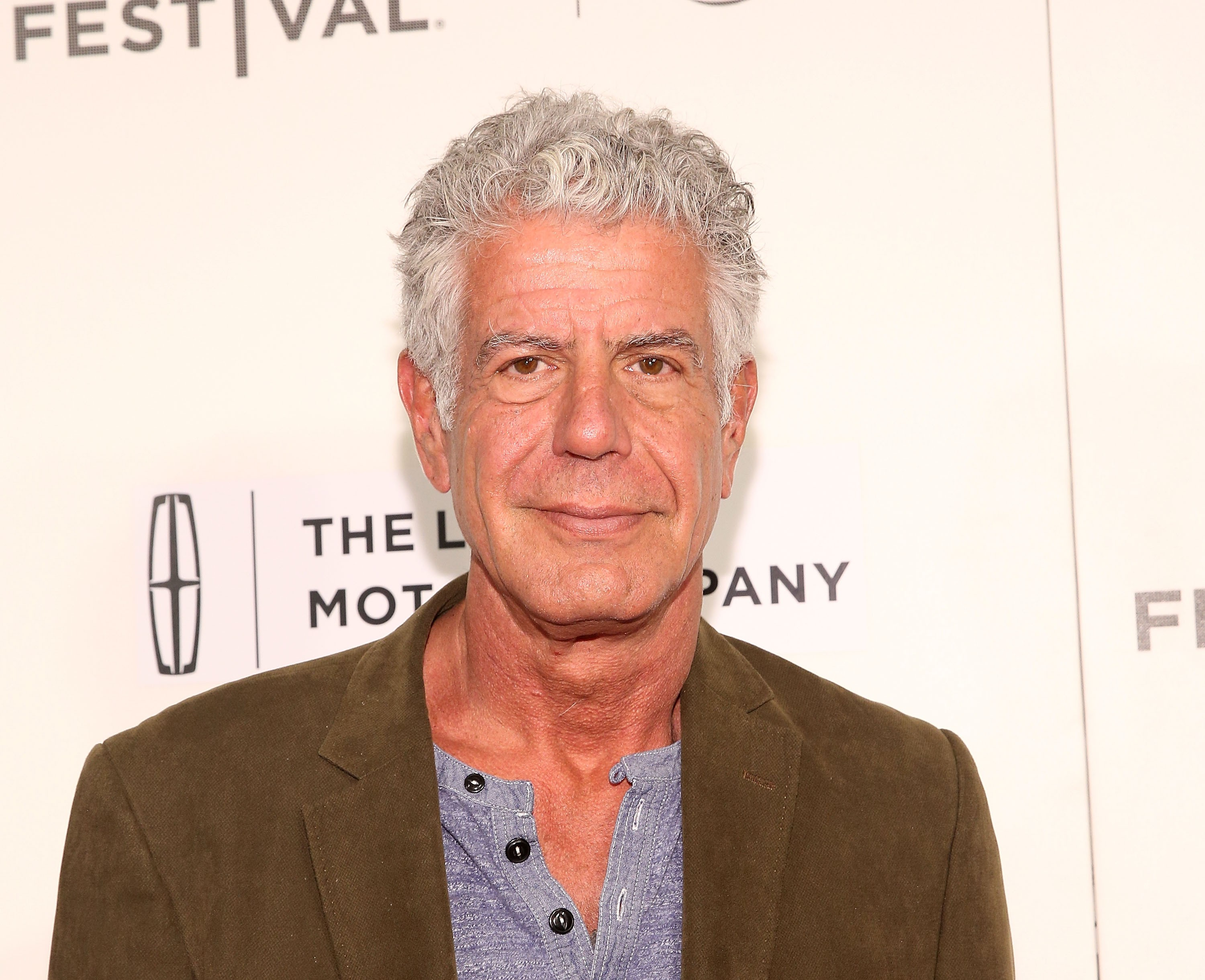 Anthony Bourdain (Foto: Getty)
