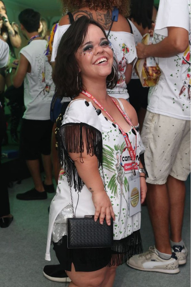 Juliana Caldas (Foto: Daniel Janssens/Ed. Globo)