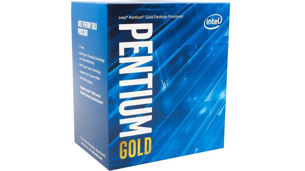 Processadores de entrada da Intel oferecem o básico para uma boa experiência com um PC de entrada — Foto: Divulgação/Intel