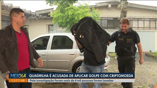 Quadrilha suspeita de aplicar golpe envolvendo criptomoedas movimentou mais de R$ 150 milhões, diz polícia