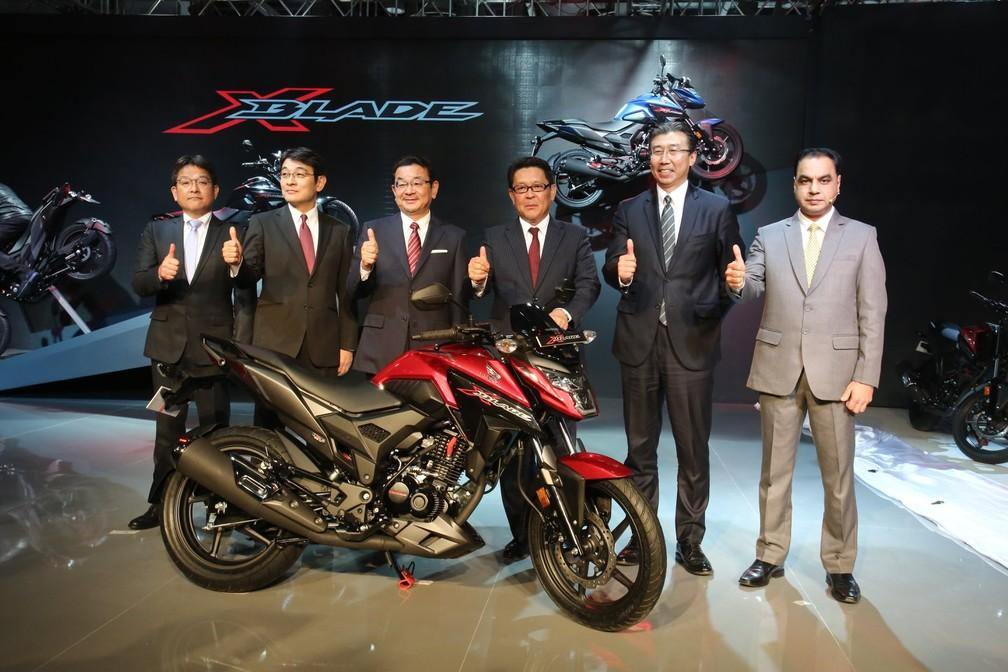 Honda X-Blade (Foto: Honda/Divulgação)