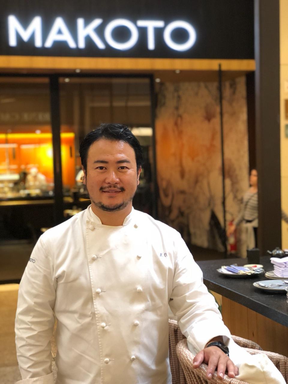 Restaurante Makoto (Foto: Redação)