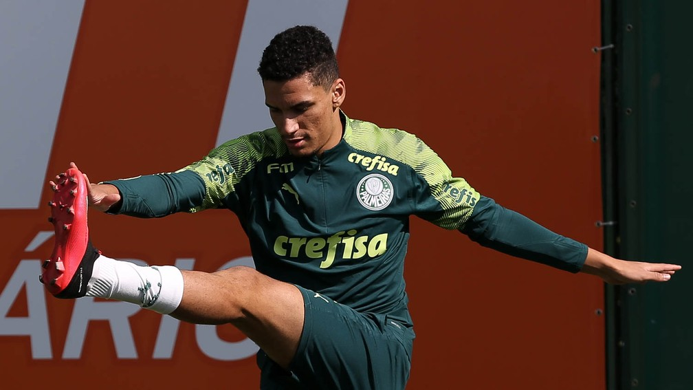 Próximo de retorno, promessa do Palmeiras busca motivação em nomes como Veron e Menino
